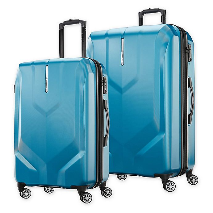 Alternate image 1 for Samsonite® Opto PC 2 Hardside Spinner Checked Luggage