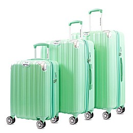 American Green Travel Melrose Anti-Theft Hardside Spinner Luggage Collection