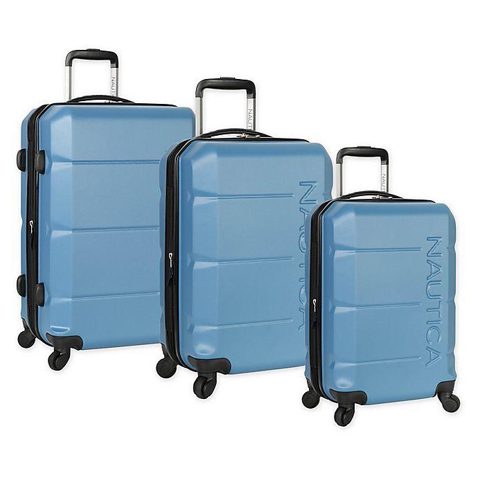 Alternate image 1 for Nautica® Marine Hardside Luggage Collection
