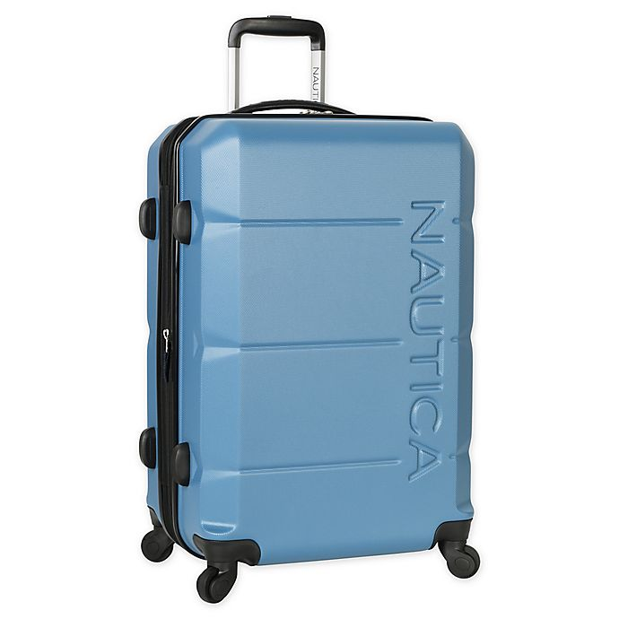 Alternate image 1 for Nautica® Marine 20-Inch Hardside Spinner Carry On Luggage