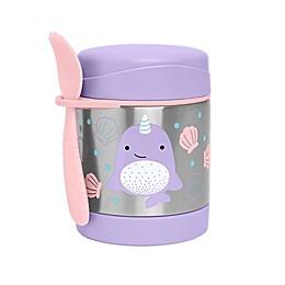 SKIP*HOP® Zoo Narwhal 11 oz. Insulated Food Jar