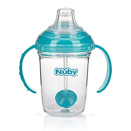 Nuby™ 8 oz. Weighted Straw Trainer Cup