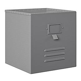 Little Seeds Nova Metal Locker Storage Bin (Set of 3)