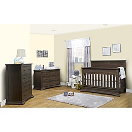 Sorelle Emerson Nursery Furniture Collection in Chocolate