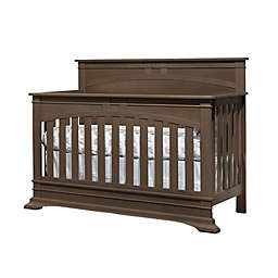 Sorelle Emerson 3-in-1 Convertible Crib in Chocolate