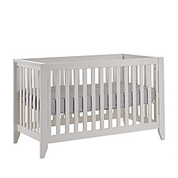Spessa Convertible Crib in White