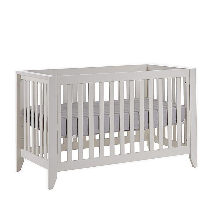 Alternate image 1 for Spessa Convertible Crib in White