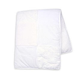 Lambs & Ivy® Signature Separates Patchwork Quilt in White