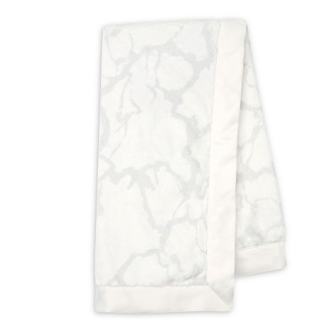 Alternate image 1 for Lambs & Ivy® Signature Blanket in Grey Marble