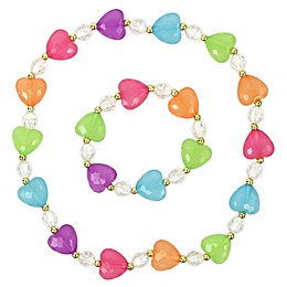 Tiny Treasures Heart Bright Necklace