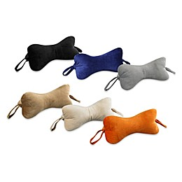 Original Bones™ NeckBone Pillow in Velour