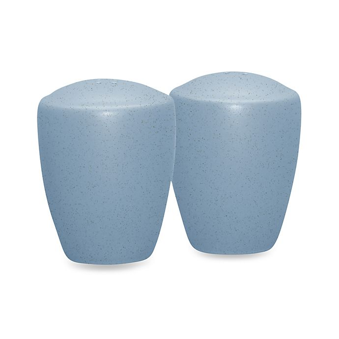 Alternate image 1 for Noritake® Colorwave Salt and Pepper Shakers in Ice