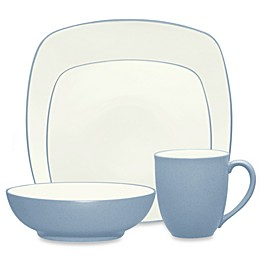 Noritake® Colorwave Square Dinnerware Collection in Ice
