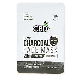 CBDfx™ 20mg CBD Hemp Charcoal Face Mask
