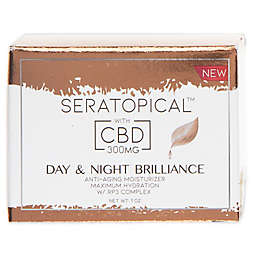 Sera Labs™ Seratopical™ 1 fl. oz. Day & Night Brilliance with CBD