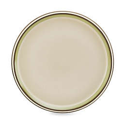 Mikasa® Concord Banded Green 13.5-Inch Round Platter
