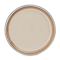 Mikasa® Concord Banded Tan Dinner Plate
