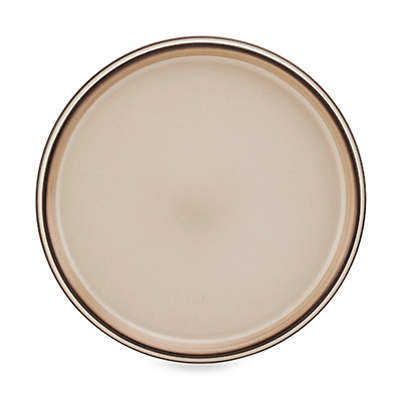 Mikasa® Concord Banded Tan 13.5-Inch Round Platter