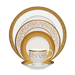 Noritake® Summit Gold Dinnerware Collection