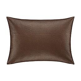 J. Queen New York™ Mesa Boudoir Pillow in Chocolate
