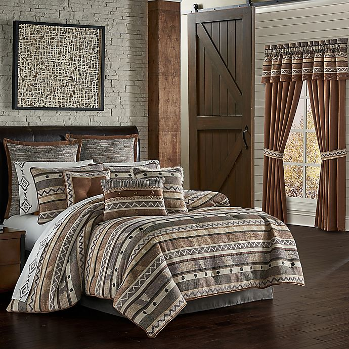 J Queen New York Timber Bedding, Earth Tone Bedding Collections