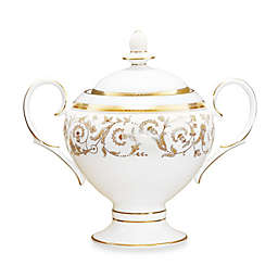 Noritake® Summit Gold Covered Sugar Bowl