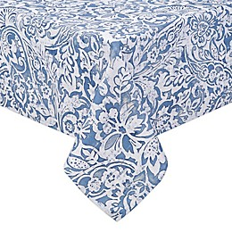 Paisley Scroll Indoor/Outdoor Table Linen Collection