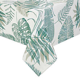 Tranquil Palm Indoor/Outdoor Table Linen Collection