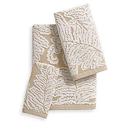 Bee & Willow™ Home Fern Cotton Jacquard Towel Collection