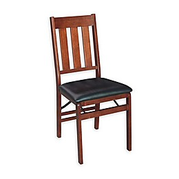 Linon Home Mission Back Folding Chair Collection