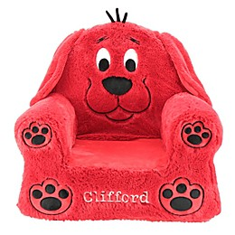 Soft Landing™ Premium Sweet Seats™ Clifford The Big Red Dog™ Character Chair
