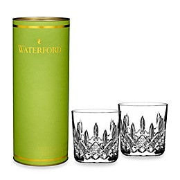 Waterford® Giftology Lismore Tumblers (Set of 2)