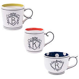 Home Essentials & Beyond Molly Hatch Monogram Mug Collection