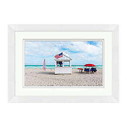 Red, White, and Blue 34-Inch x 24-Inch Printed Photo Wall Art