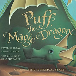 Puff the Magic Dragon Board Book