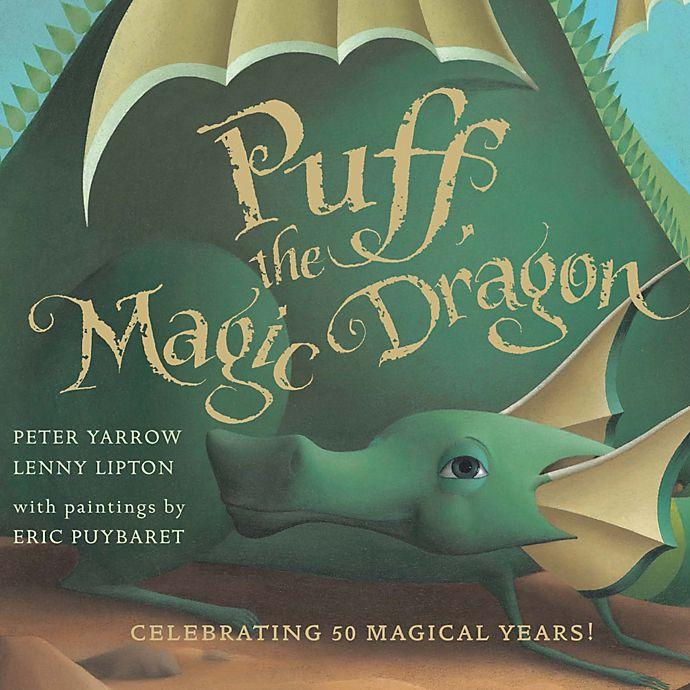 Alternate image 1 for Puff the Magic Dragon Board Book