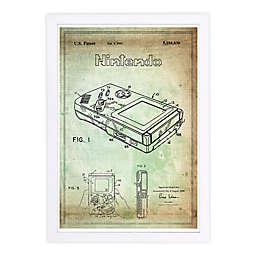 1993 GameBoy 13-Inch x 19-Inch Framed Wall Art