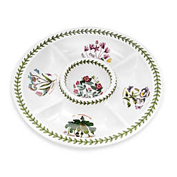Portmeirion Botanic Garden Porcelain Chip and Dip Bowl