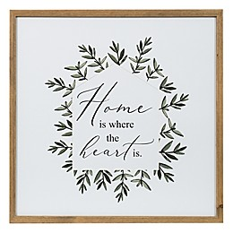 Bee & Willow™ Home 20-Inch Square Framed Wall Art