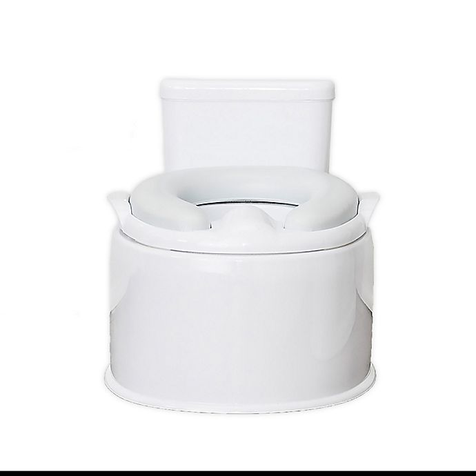 Alternate image 1 for Regalo® My Little Toddler Potty™ in White
