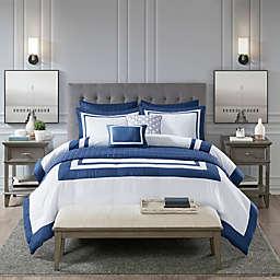 Madison Park Heritage 8-Piece Reversible Comforter & Coverlet Set