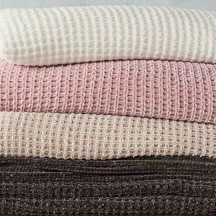 Alternate image 1 for UGG® Delaney Chenille Reversible Blanket