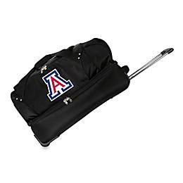 University of Arizona Wildcats 27-Inch Drop Bottom Rolling Duffel Bag