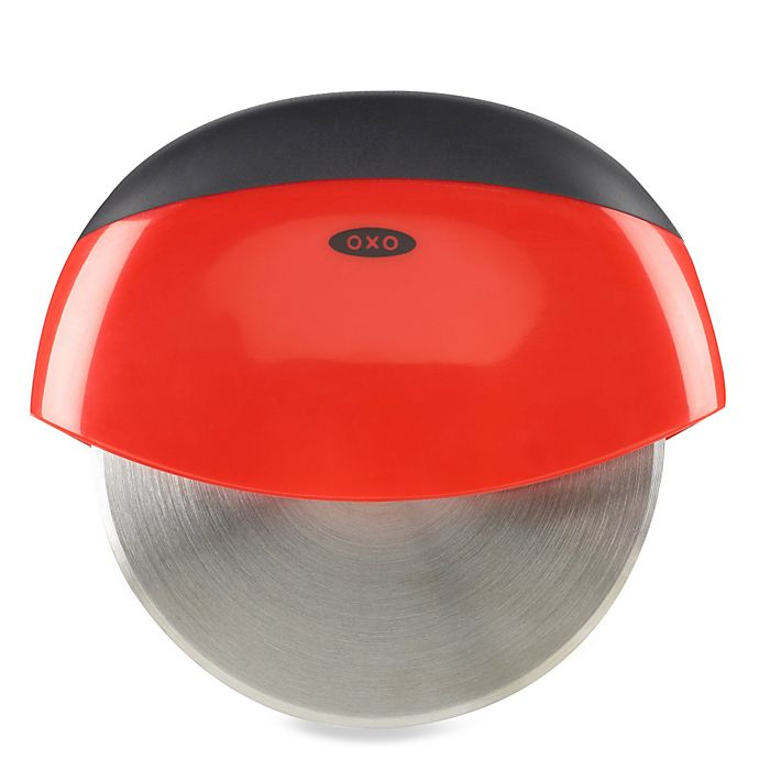 Alternate image 1 for OXO Good Grips® Clean Cut Stainless Steel Pizza Cutter