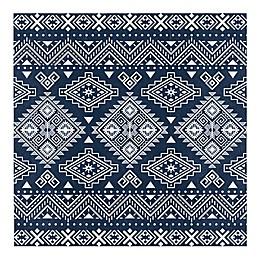 Global Caravan™ Tribal 57-Inch x 57-Inch Tapestry Wall Art in Blue
