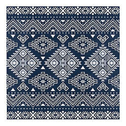 Global Caravan™ Tribal 57-Inch x 57-Inch Tapestry Wall Art in Blue