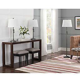 Brooklyn 3-Piece Adjustable Lamp Set