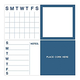 WallPops!® Blue Organization Kit in Blue