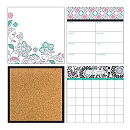 WallPops!® Floral Medley Organization Kit