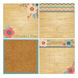 WallPops!® Meadow Organization Kit